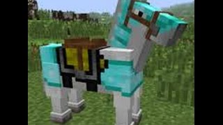 Download lagu How to tame ride feed a horse in minecraft MP3