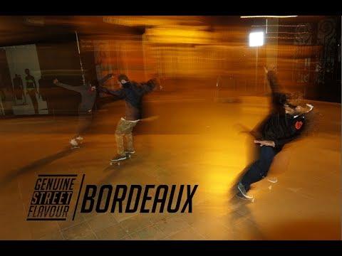 Genuine Street Flavour - BORDEAUX (Italian skateboarding)