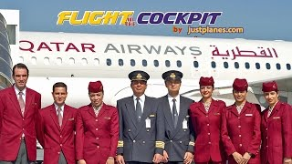 Qatar Airways A320 Cockpit into Damascus (2003)