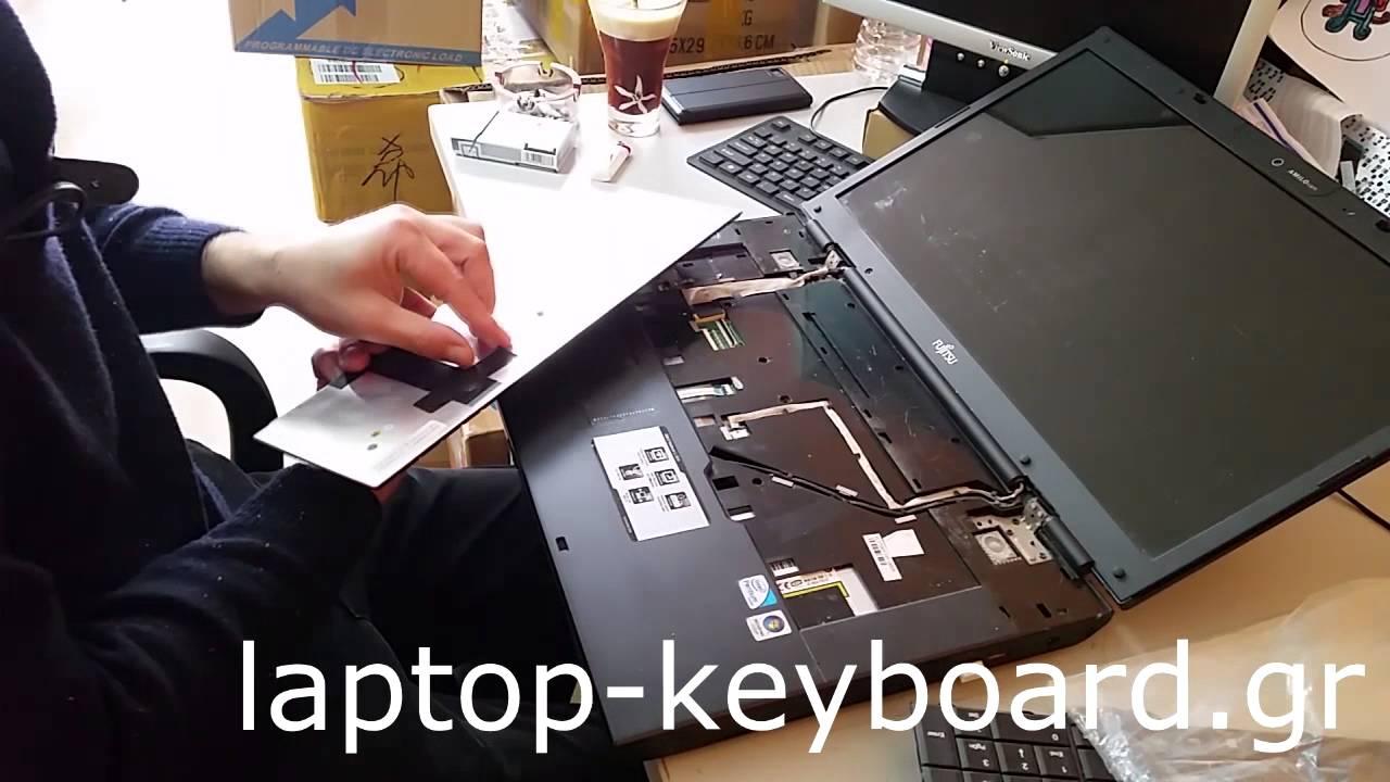 ноутбук amilo li 3910-инструкция по разборке