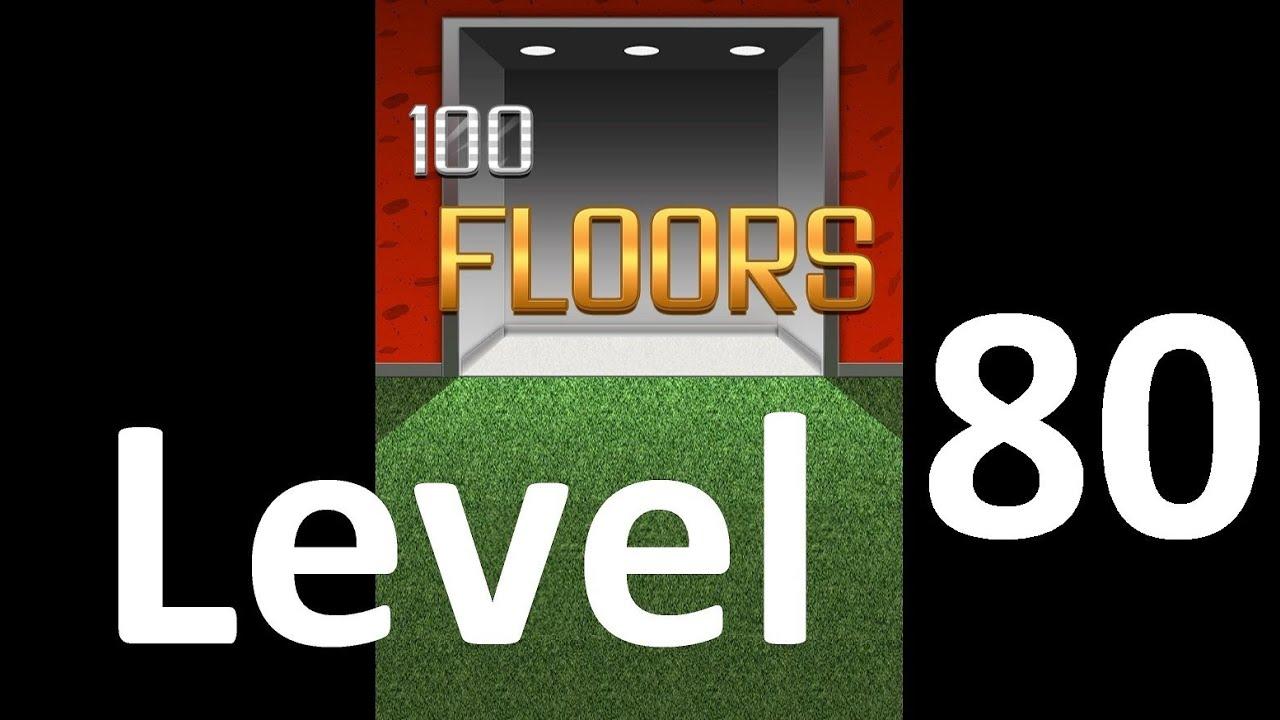 100 Floors Level 80 Floor 80 Solution Iphone Android Ipad