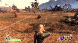Lord of the Rings: Conquest HD Walkthrough - Pelennor Fields - Part 7