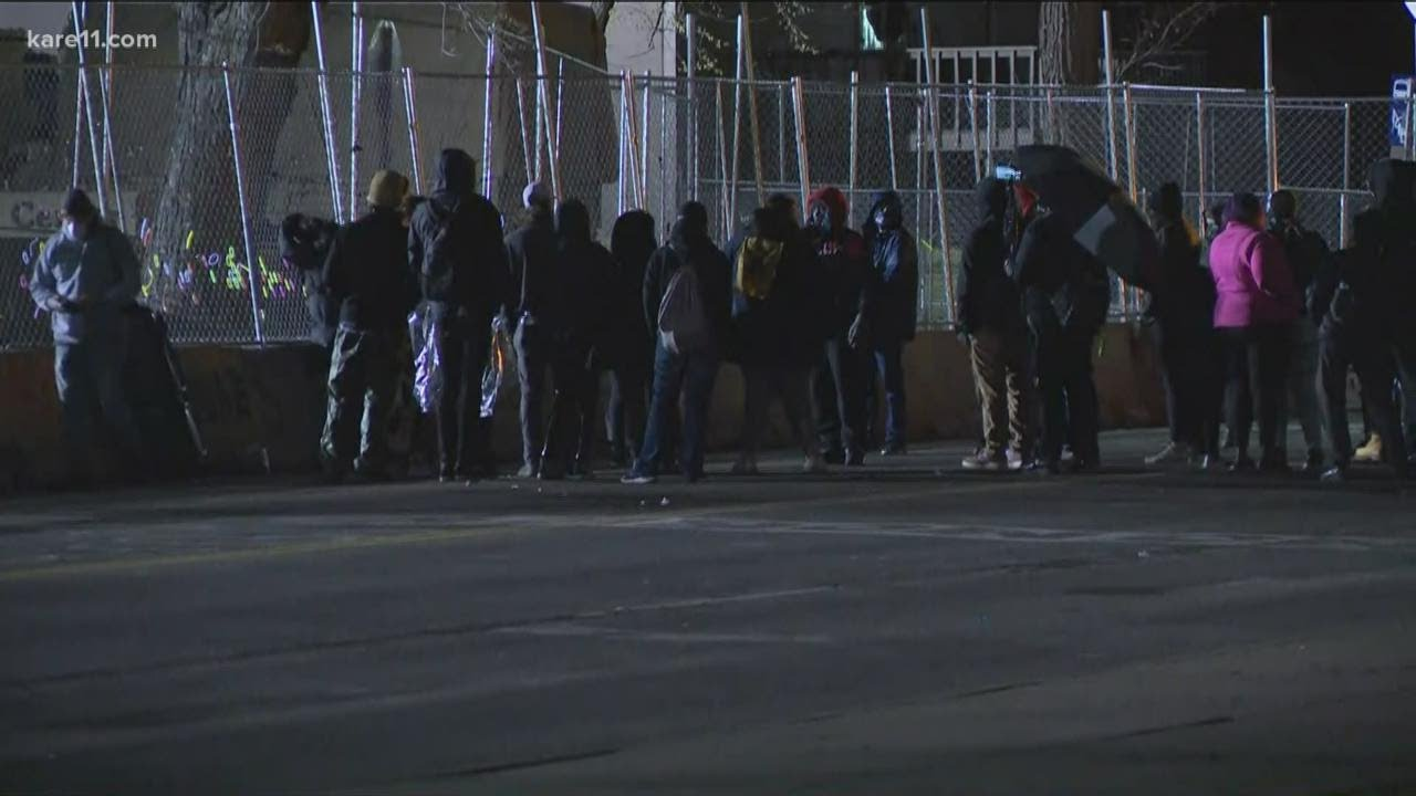 Live updates: Curfew issued in Brooklyn Center on 8th night of demonstrations - KARE 11