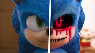 Sonic The Hedgehog Movie Choose Your Favorite Desgin For Both Characters (Sonic EXE & Sonic) Part 6