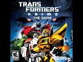 Transformers Prime The Game OST 17 Hold Your Ground mp3