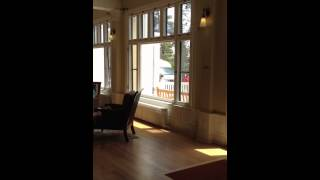 Sun Room of Lake Yellowstone Hotel Thumbnail