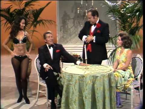 Dean Martin, Dom DeLuise & Pat Crowley - The Service Can Be Too Good