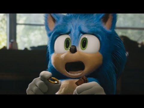 'Sonic The Hedgehog' Trailer