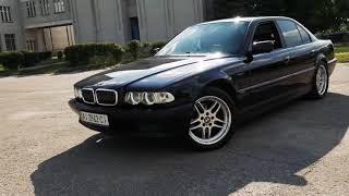 ShivaTEST. Обзор и тест-драйв BMW 735i e38 2001г.в.