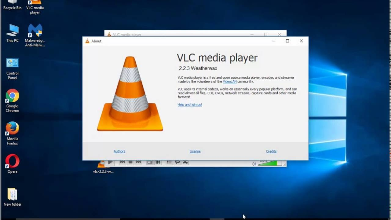 How To Uninstall Vlc Media Player On Windows 10 Youtube