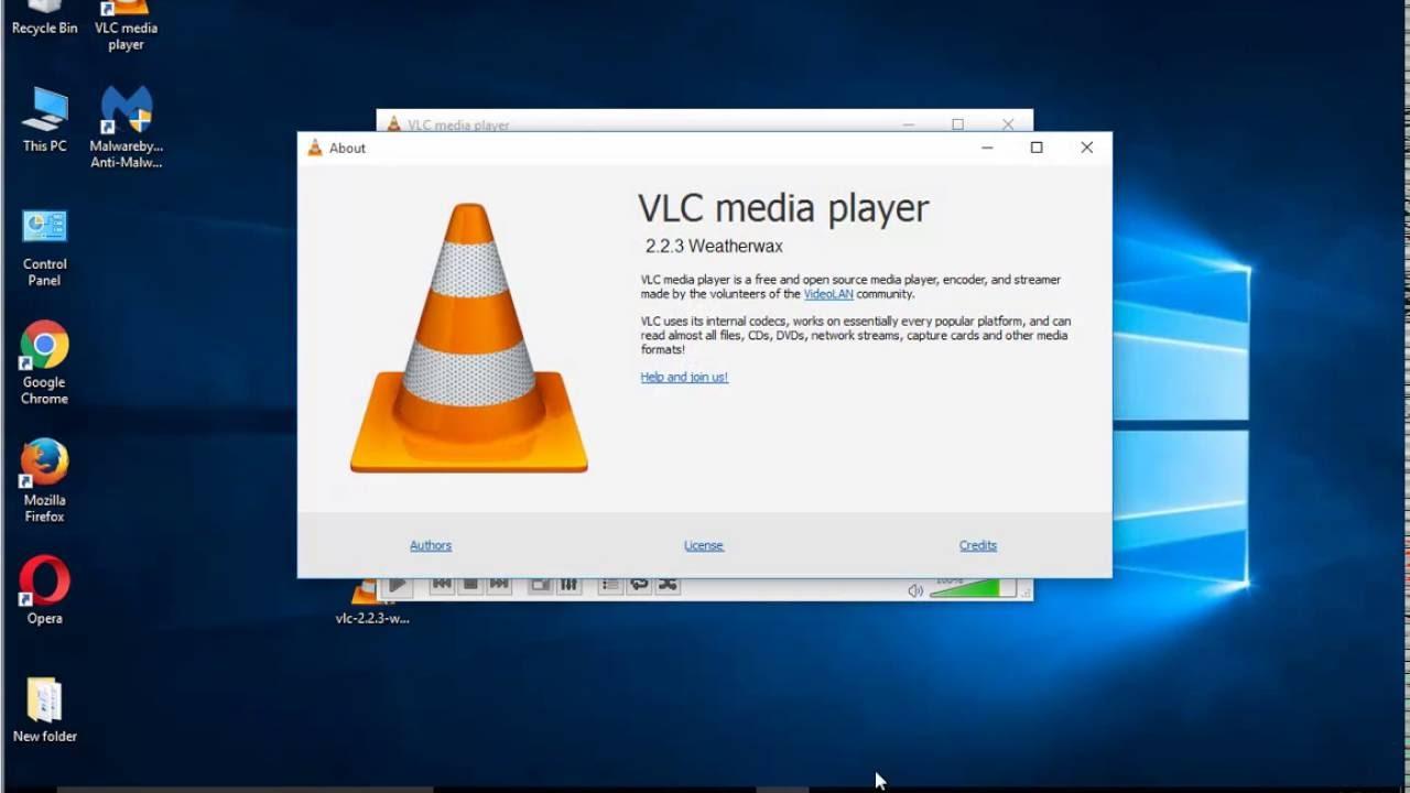 Downloading VLC Media Player
