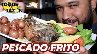 Un PESCADO FRITO Fácil, Práctico y Delicioso!!