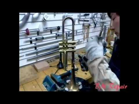 Plating Trumpet