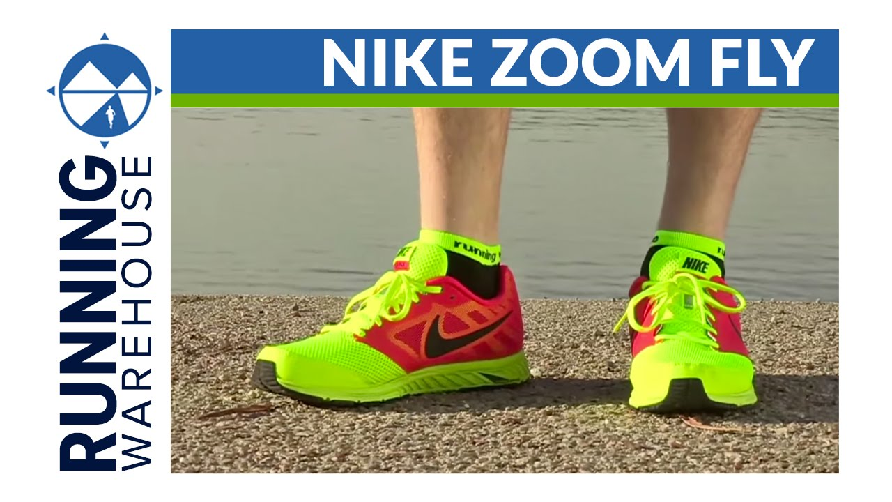 607c45703d66 Nike Zoom Fly Shoe Review. Running Warehouse