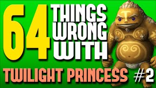 64 Things WRONG With Twilight Princess: Part 2