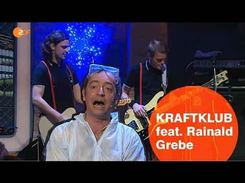 Kraftklub feat. Rainald Grebe & MC Egersdörfer - Sanifair | Die Anstalt ZDF | Live