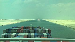 Suez Canal Time Lapse.mp4