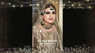 Beautiful Desi Bride | The Wedding Song