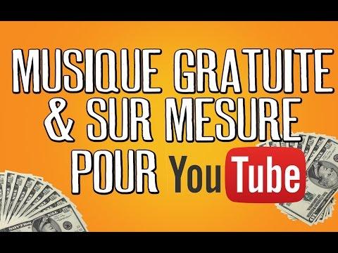 🔥 MUSIQUE GRATUITE & SUR MESURE POUR YOUTUBE - #KRONOMUZIK