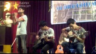 Hòa Tâu guitar vs Sáo-Guitar nông lâm