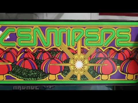 SosaFamBamBam Arcade1Up Centipede Review/GamePlay from SosaFamBamBam Family