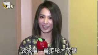 20121211 Hebe田馥甄教你怎么唱《寂寞寂寞就好》