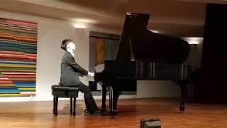J.S. Bach - F. Busoni Chaconne BWV 1004 [2/2]