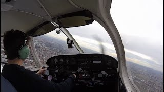 My first solo flight - PPL Aero Club Milano
