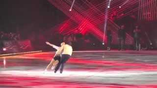 Art on Ice 2015 Tatiana Volosozhar & Maxim Trankov with Tom Odell - Another Love