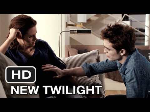 Twilight Breaking Dawn OFFICIAL Trailer - Movie (2011) HD