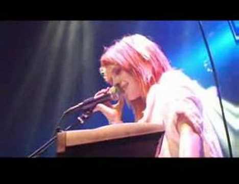 Paramore  Franklin  Anaheim