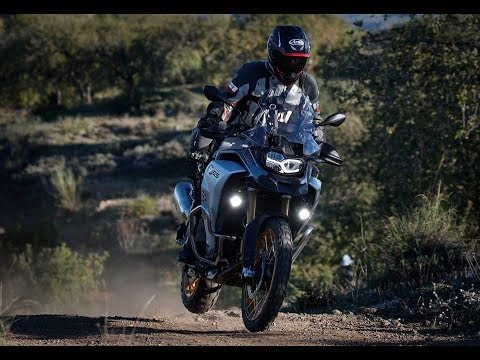 2019 BMW F850GS Adventure Review | Exclusive Test
