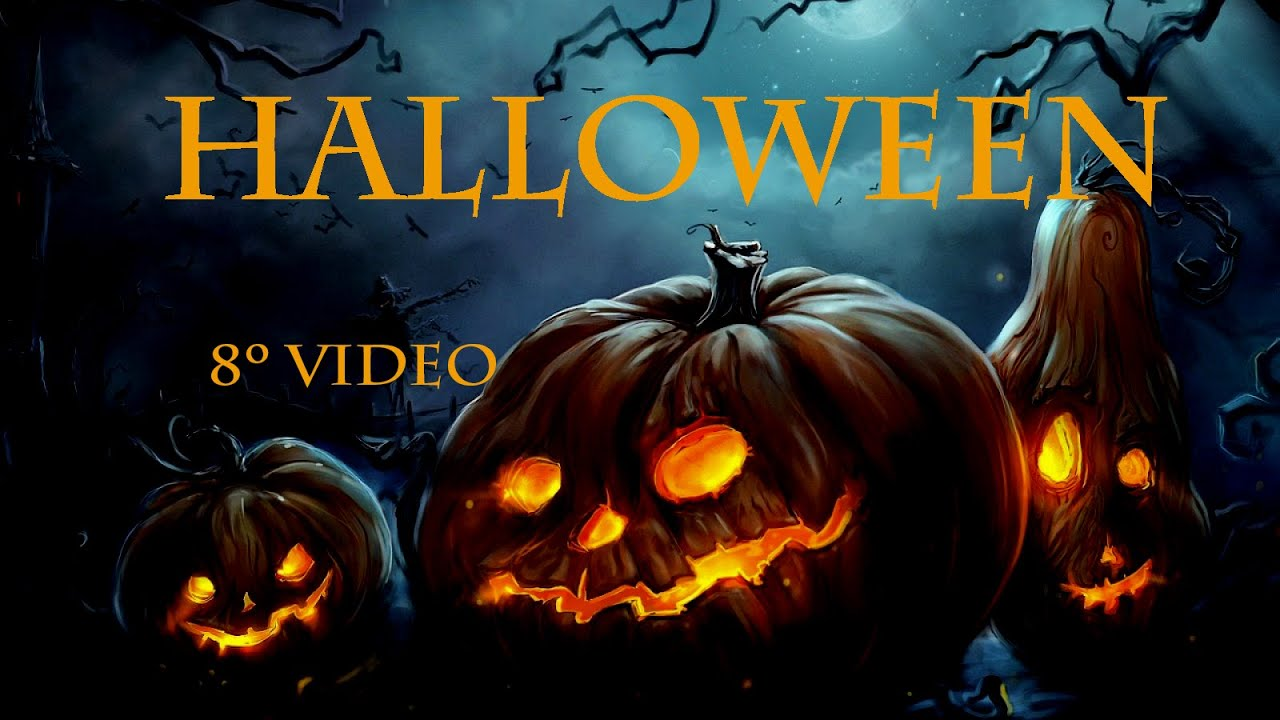 que significa halloween - youtube