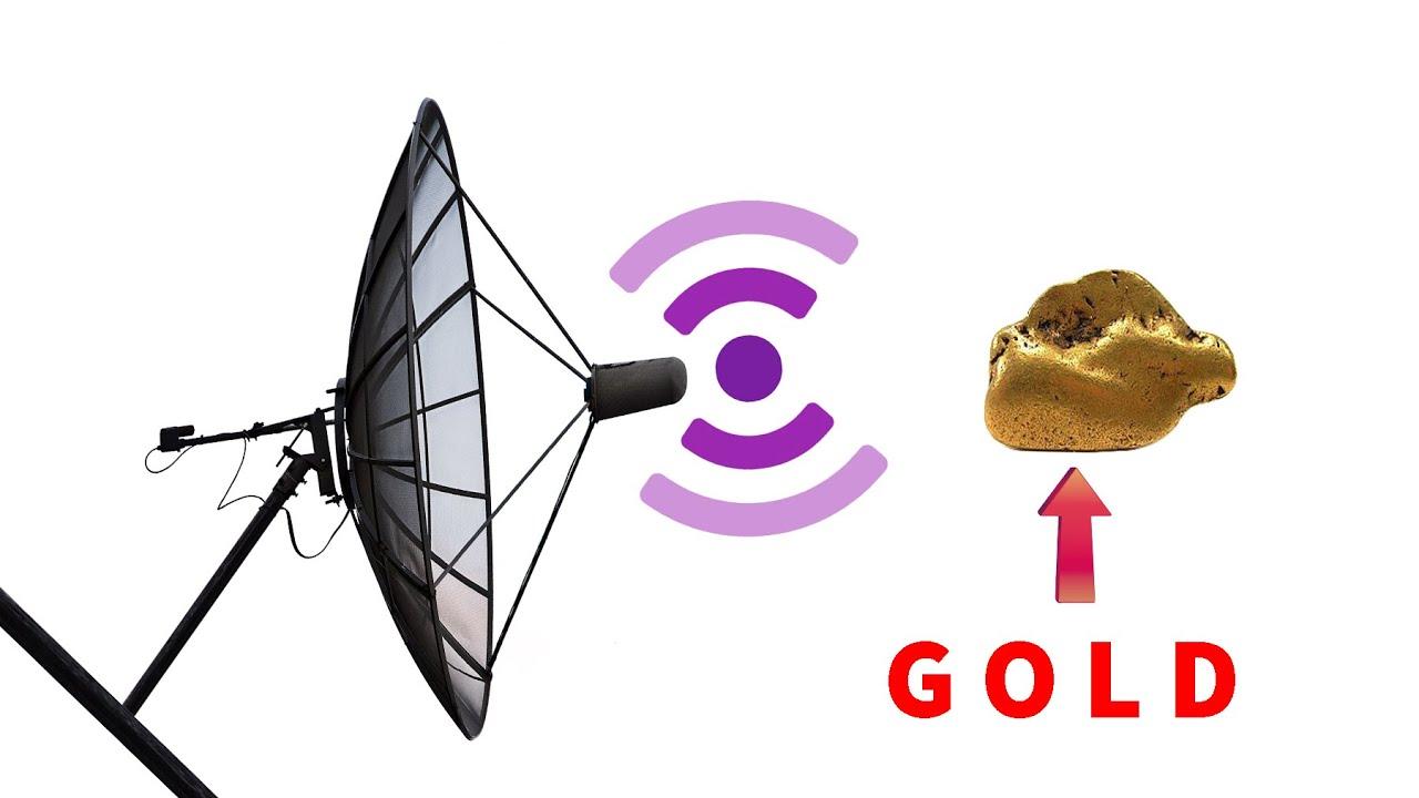 ways to turn satellite pans into gold mining machines