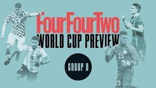 World Cup 2018 Group D Preview | Argentina | Iceland | Croatia | Nigeria