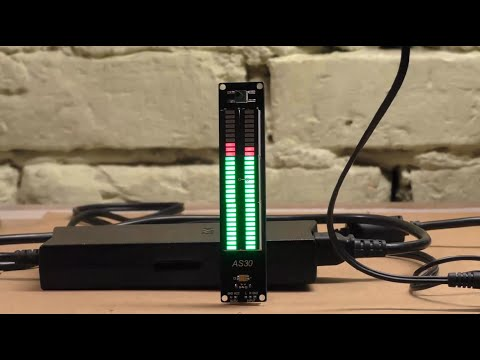 AS30 VU meter DIY kit