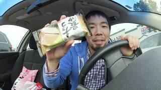 【動画の説明】近所のアジアンマーケットへ買い物に行きました.