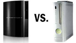 XBox vs PS3 - The Rap Battle
