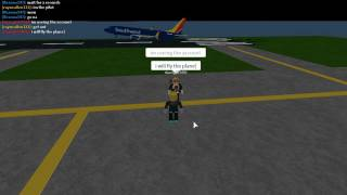 [ROBLOX] Bloxport flight simulator Takeoff/Landing