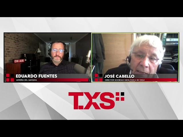 Eduardo Fuentes en Minería del Mañana por TXSPlus.com