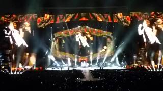 THE ROLLING STONES - LET´S SPEND THE NIGHT TOGETHER (LIVE@SANTIAGO, CHILE)