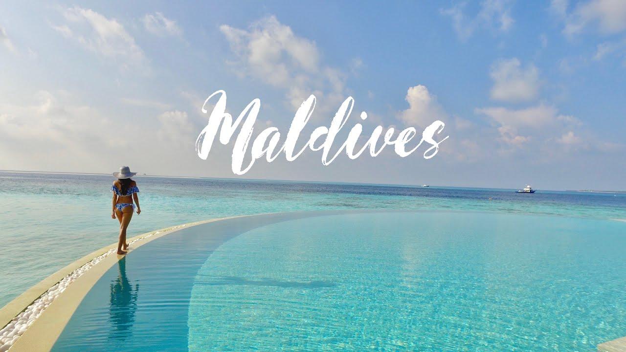 MALDIVES Island! Hurawalhi | Marcela & Johan