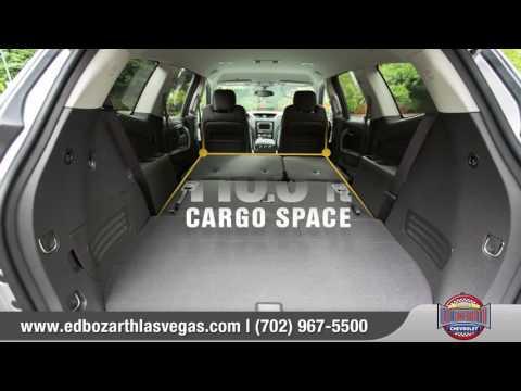 2017 Chevy Traverse Review | Ed Bozarth Nevada Chevrolet