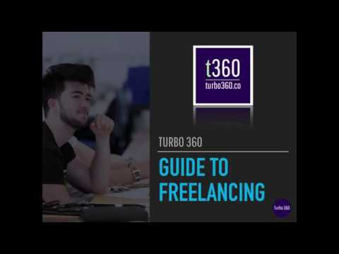 1. Guide to Freelancing - Choosing a Path