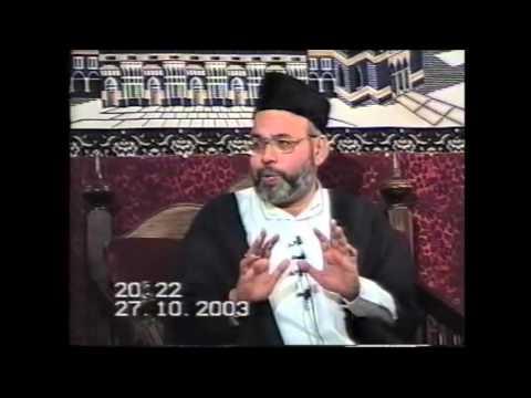 Akhri zamane me musalmano ki haalat kya hogi - Maulana Sadiq Hasan