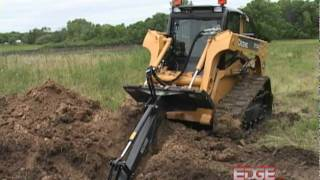 EDGE Mini-Backhoes Dig up to 6 Feet! Thumbnail