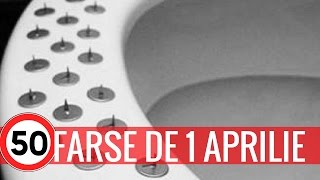 Top 50 Farse De 1 Aprilie De Care Sa Te Feresti, Sau Sa Le Faci Tu Primul.