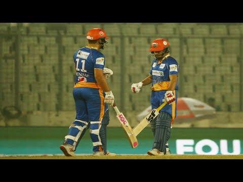 All Boundaries | Chattogram Challengers Vs Khulna Tigers |4th Match|Season 7|Bangabandhu BPL 2019-20