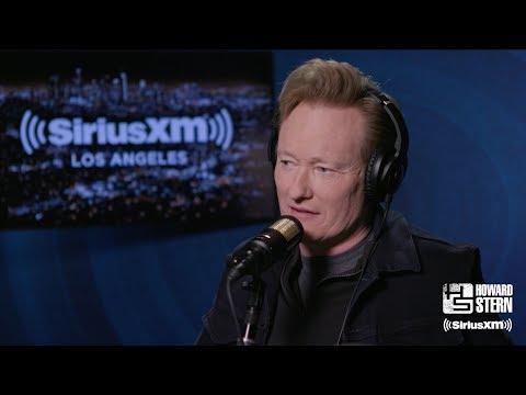 Conan O'Brien Explains What Makes Howard Stern's Interviews