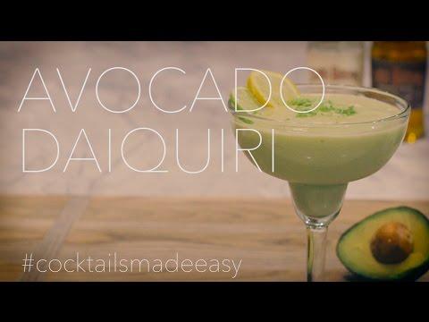 avocado daiquiri